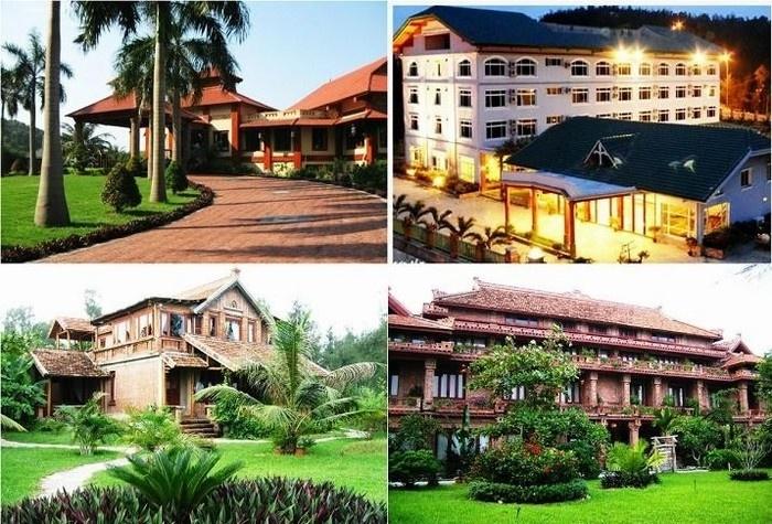 khách sạn tại vân đồn