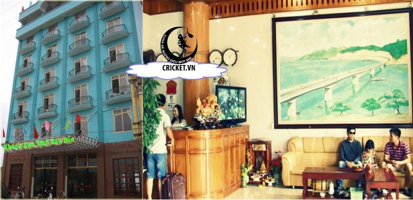 khách sạn vân đồn bay hotel