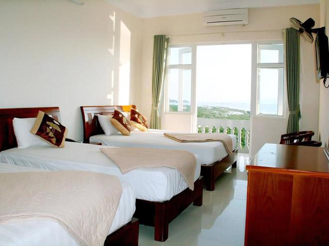 giá khách sạn ở quan lạn