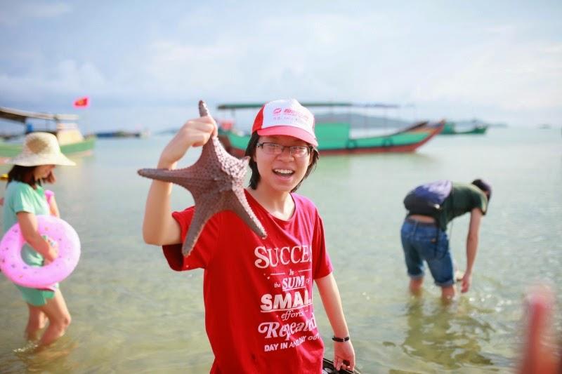 Cô Tô nổi tiếng với hệ thống bãi biển xinh đẹp - kinh nghiệm du lịch đảo cô tô 2018
