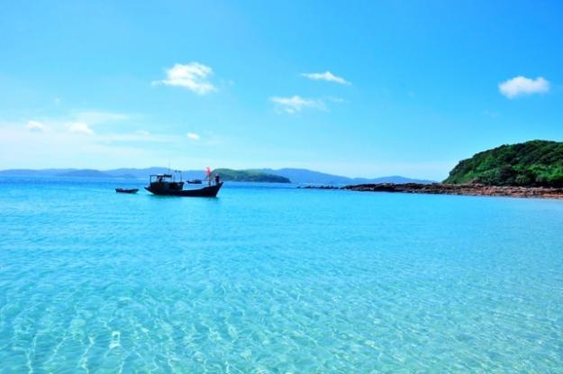 đảo Cô Tô mùa đông