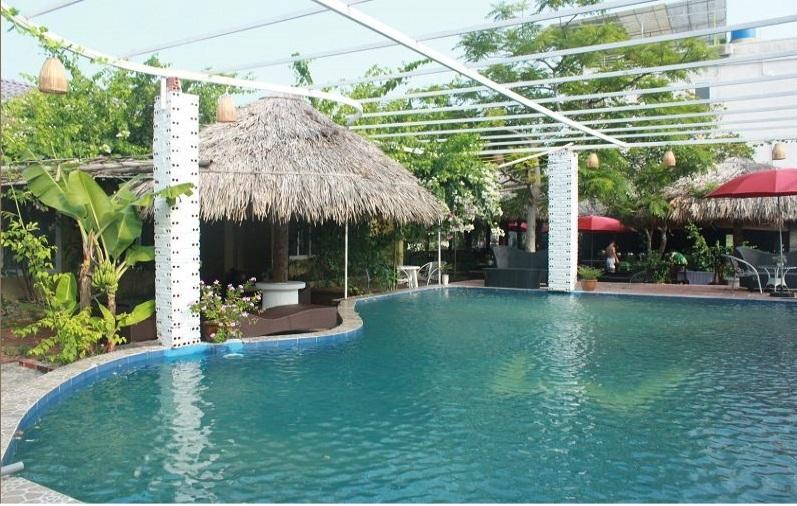 khách sạn đẹp ở quan lạn