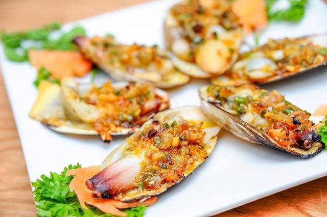 Đặc sản ở Cô Tô nổi tiếng là các loại hải sản