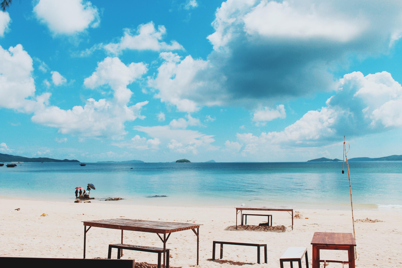 Bãi biển Vàn Chảy đẹp mơ mộng