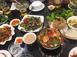 Nhà hàng Hồng Minh