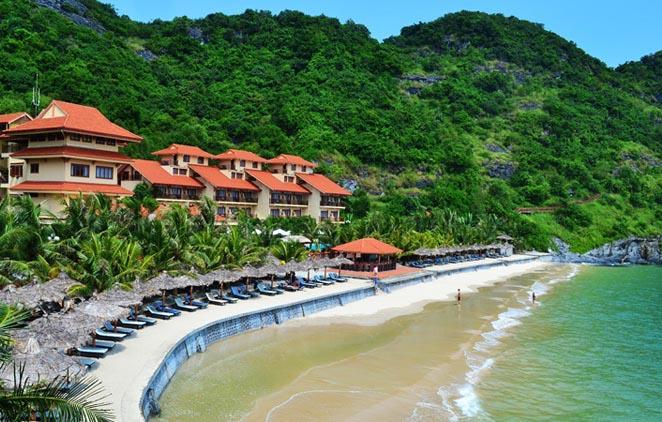 xem resort trên đảo tuần châu