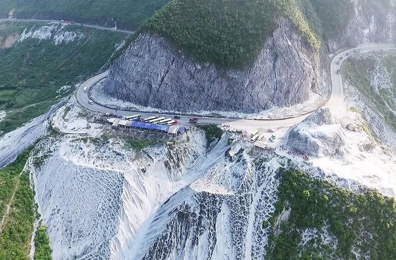 Đèo Thung Khe là điểm đến tuyệt vời chỉ có tại Mai Châu