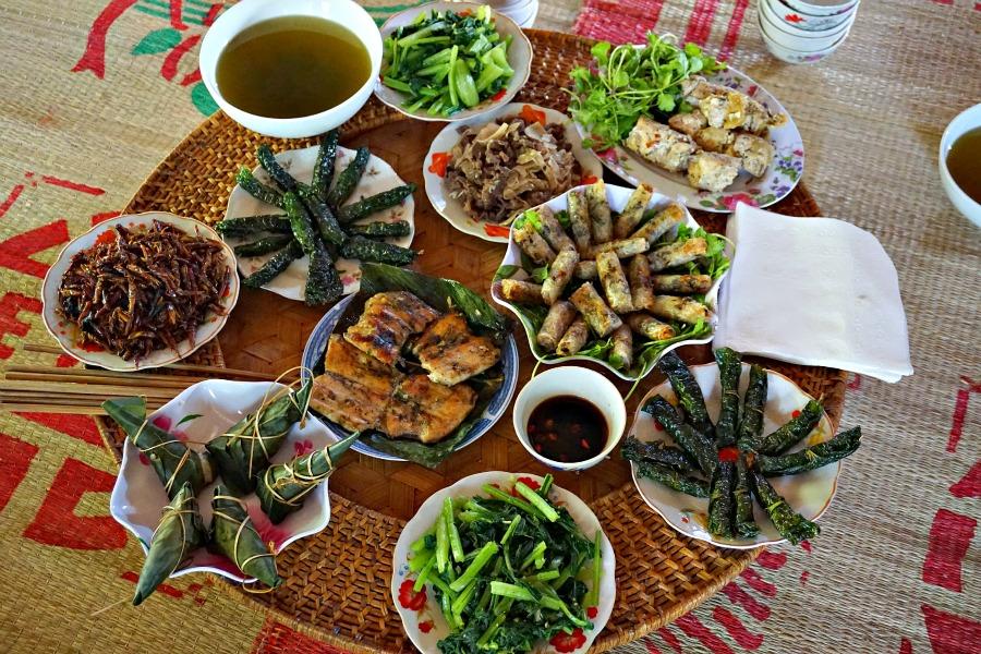 Nhiều món ăn đặc sản chỉ có tại Mai Châu bạn nên thử