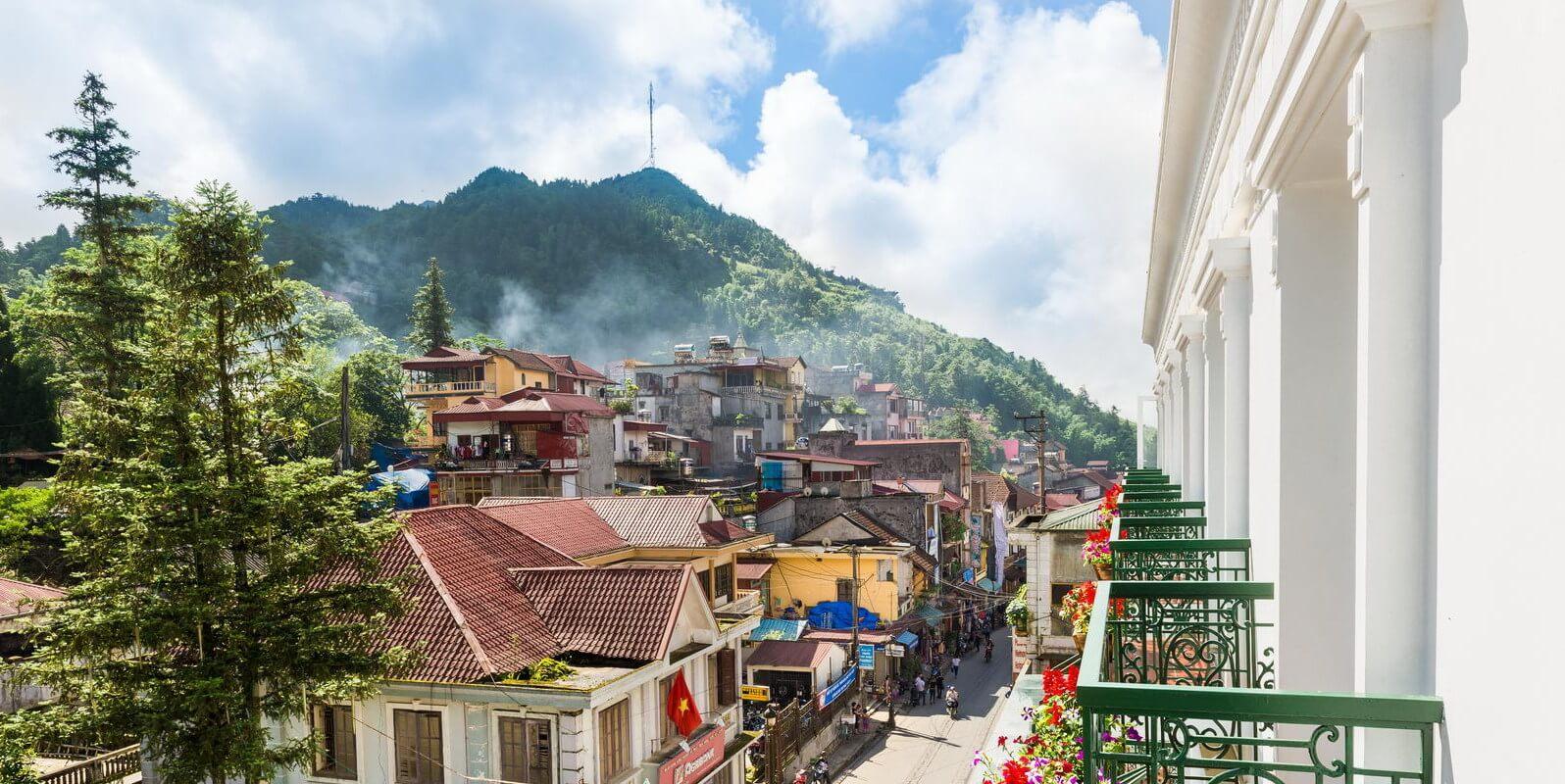 Sapa luôn là địa điểm thu hút khách du lịch