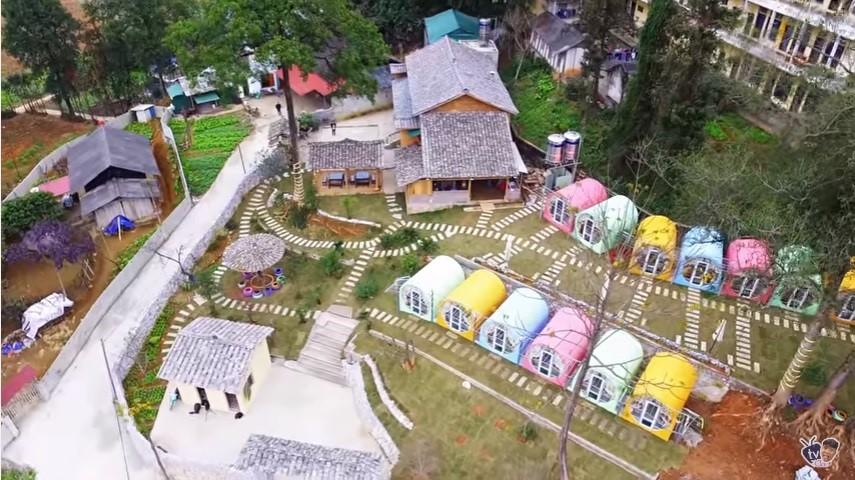 Các khách sạn tại Mèo Vạc giúp bạn có được chuyến nghỉ ngơi thoải mái