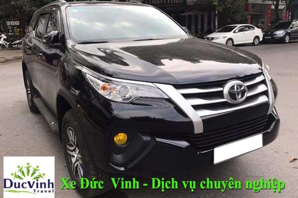 Đức Vinh là địa chỉ cho thuê xe uy tín và chất lượng nhất Hà Nội