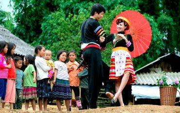 Chợ tình Khâu Vai Mèo Vạc là một trong những nét đẹp văn hóa của người dân Hà Giang