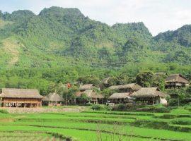 Khoảng cách từ Thung Nai tới Hà Nội là 110km