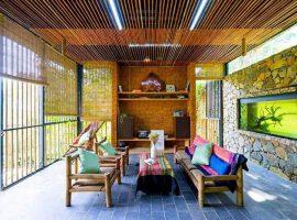 Zen Cottage với một lối kiến trúc đặc biệt ấn tượng
