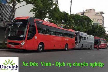 Xe khách Mèo Vạc Hà Giang giúp du khách di chuyển dễ dàng