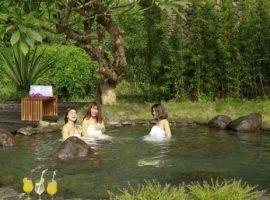 Suối nước nóng Kim Bôi Hòa Bình