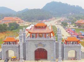 Giá trị lịch sử của đền Hùng rất to lớn