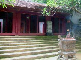 Đền Giếng là nơi thờ Ngọc Hoa, Tiên Dung - con gái của vua Hùng thứ 18