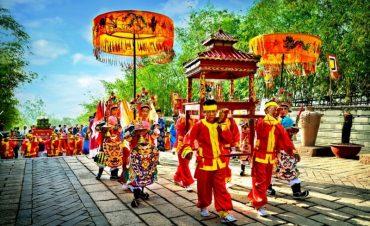 Lễ hội Đền Hùng Phú Thọ