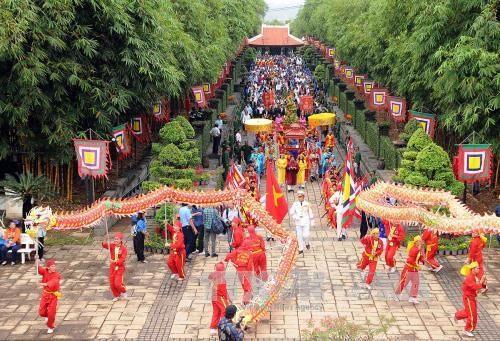 Tìm hiểu thông tin về Đền Hùng Phú Thọ