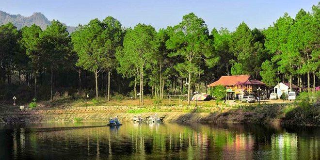 Những địa điểm cắm trại dã ngoại gần Hà Nội đều có phong cảnh tuyệt đẹp