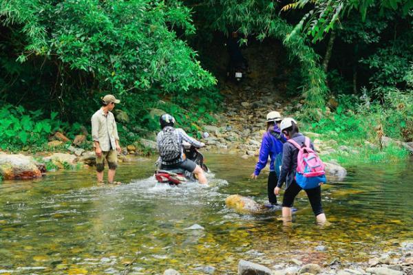 Xả stress tuyệt vời tại những địa điểm dã ngoại gần Hà Nội