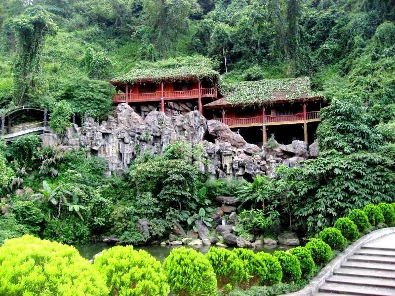 Đây là một trong những khu du lịch dã ngoại gần Hà Nội mà bạn nên tham khảo