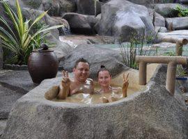 Khoang Xanh Suối Tiên resort