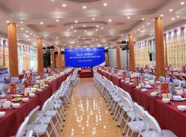 Nhà hàng Khoang Xanh Suối Tiên