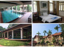 Top 5 khu du lịch nghỉ dưỡng ở Sóc Sơn view đẹp, giá tốt