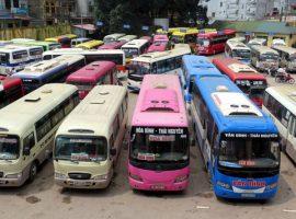 xe khách Sóc Sơn Hà Nội