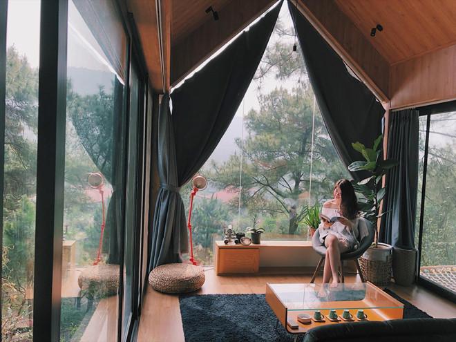 Khu du lịch nhà gỗ Sóc Sơn