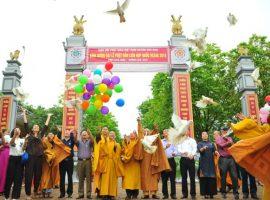 khu văn hóa tâm linh tại Sóc Sơn Hà Nội