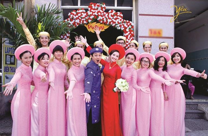 đám cưới nhà gái cần chuẩn bị bao nhiêu tiền