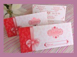 đặt thiệp cưới giá rẻ tại Hà Nội