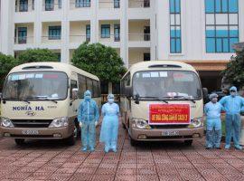 Đặt xe dịch vụ vận chuyển cách ly Hồ Chí Minh